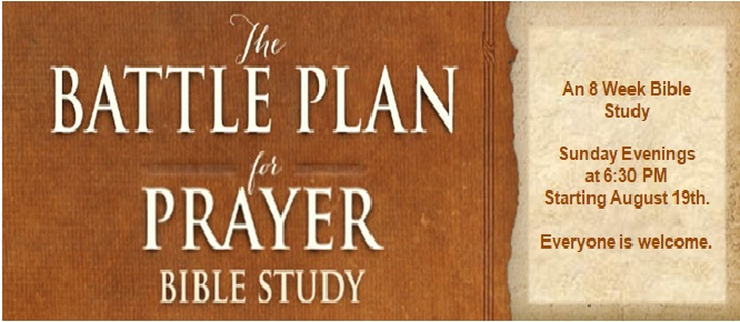 The Battle Plan for Prayer Bible Study